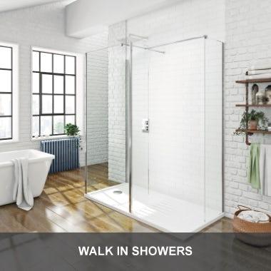 walk in shower enclosure & wet room ideas | victoriaplum