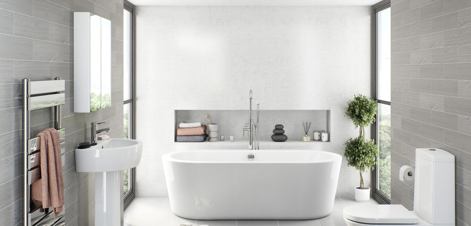 How Much To Pay To Have A Bathroom Fitted?