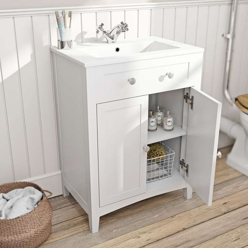 the best bathroom sink cabinets