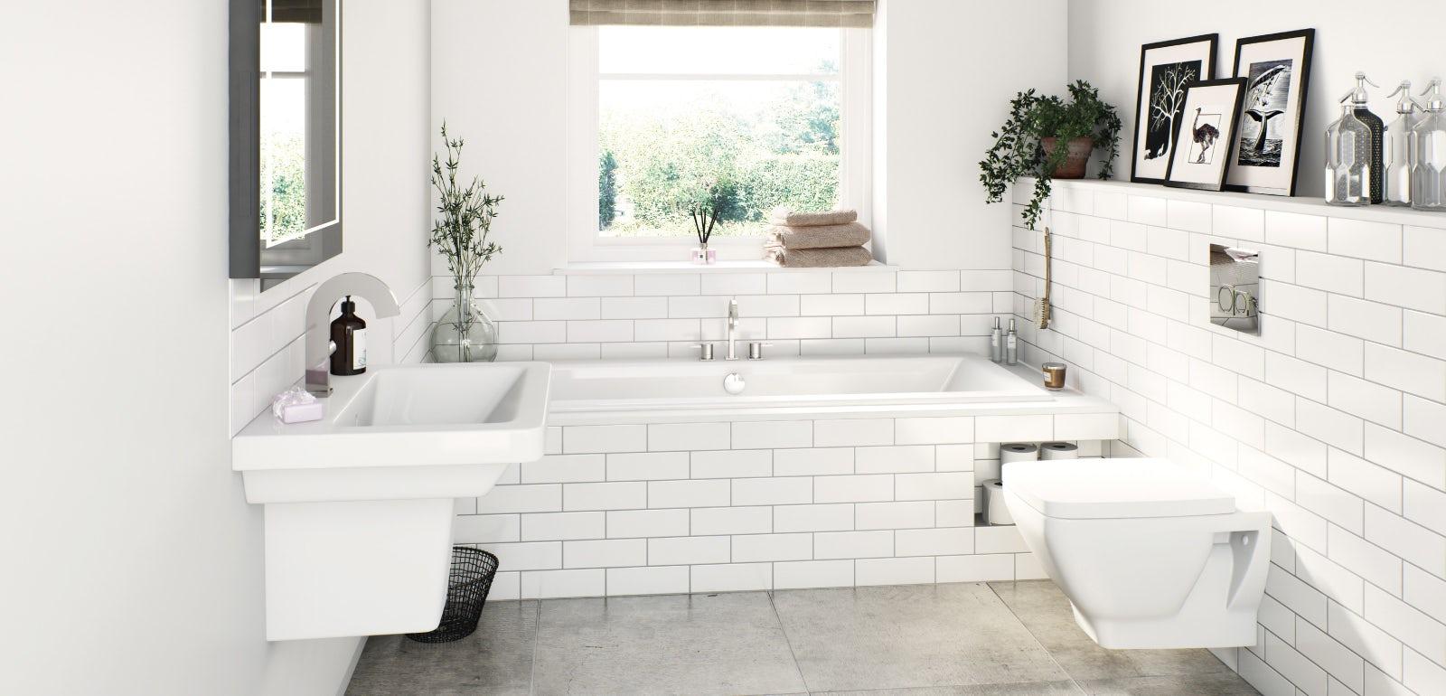 designer bathroom suites: 5 of the best | victoriaplum