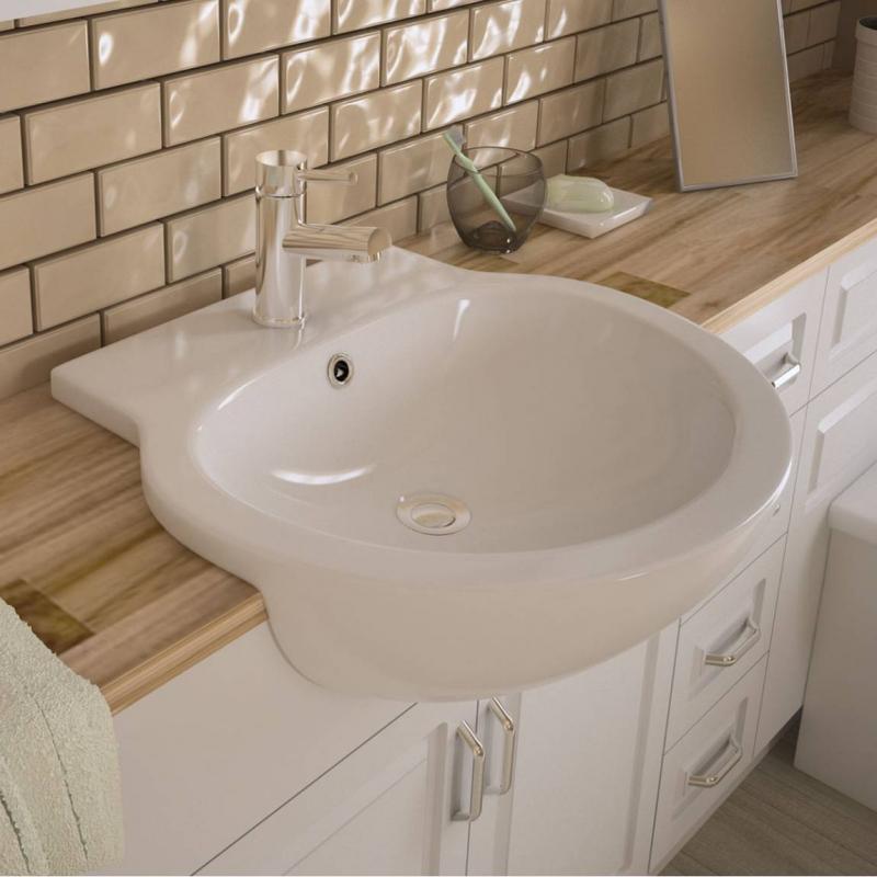 semi recessed basins buying guide