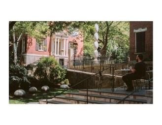 Garden at RISD