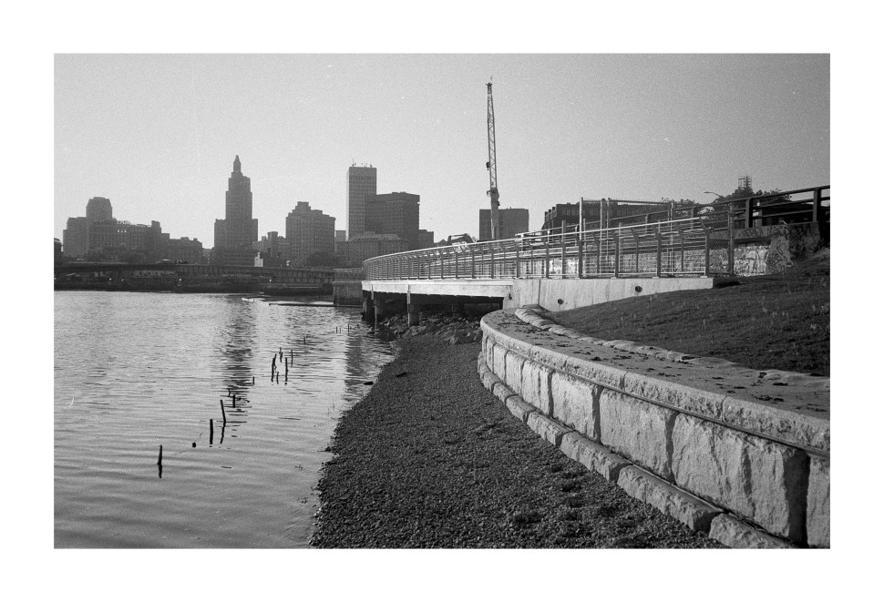 The New Riverfront, Providence