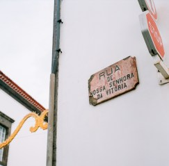 My grandmother's street.