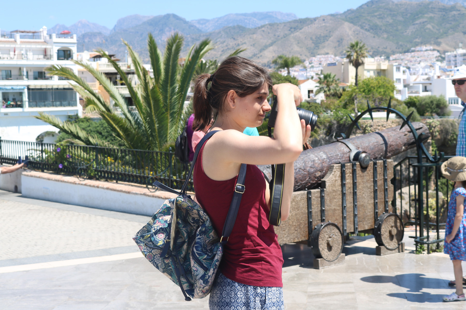 A SPANISH ADVENTURE IN FRIGILIANA, NERJA AND MALAGA