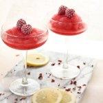 Raspberry Frosé