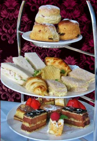 Tea & Coffee  - The 3-Tier Serving Tray (1/2)