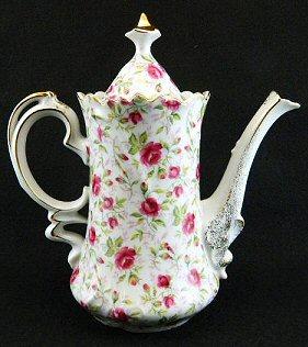 Tea & Coffee & Chocolate Pots (4/5)