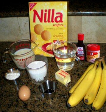 Recipes - Homemade Southern Banana Pudding Pie (2/5)