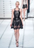 leather clad: Jason Wu