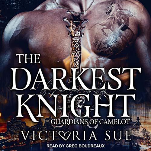 Darkest Knight audio cover