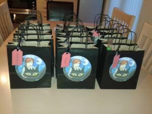 Party/ Wedding Bag Commissions - Contact Enquiries@VictoriaThorpe.co.uk