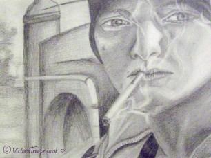 Portrait Commissions - Contact Enquiries@VictoriaThorpe.co.uk
