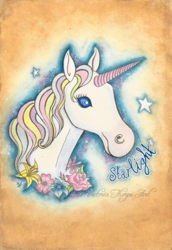 Starlight the Unicorn