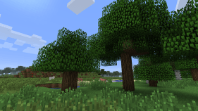 Image: Minecraft trees by Quer POl from Pixabay