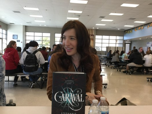 "Image ofStephanie Garber author of ""Caraval."""