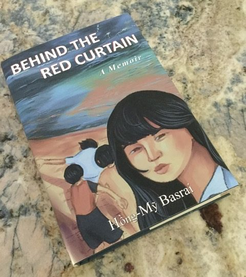 Image of book cover 'Behind the Red Curtain'