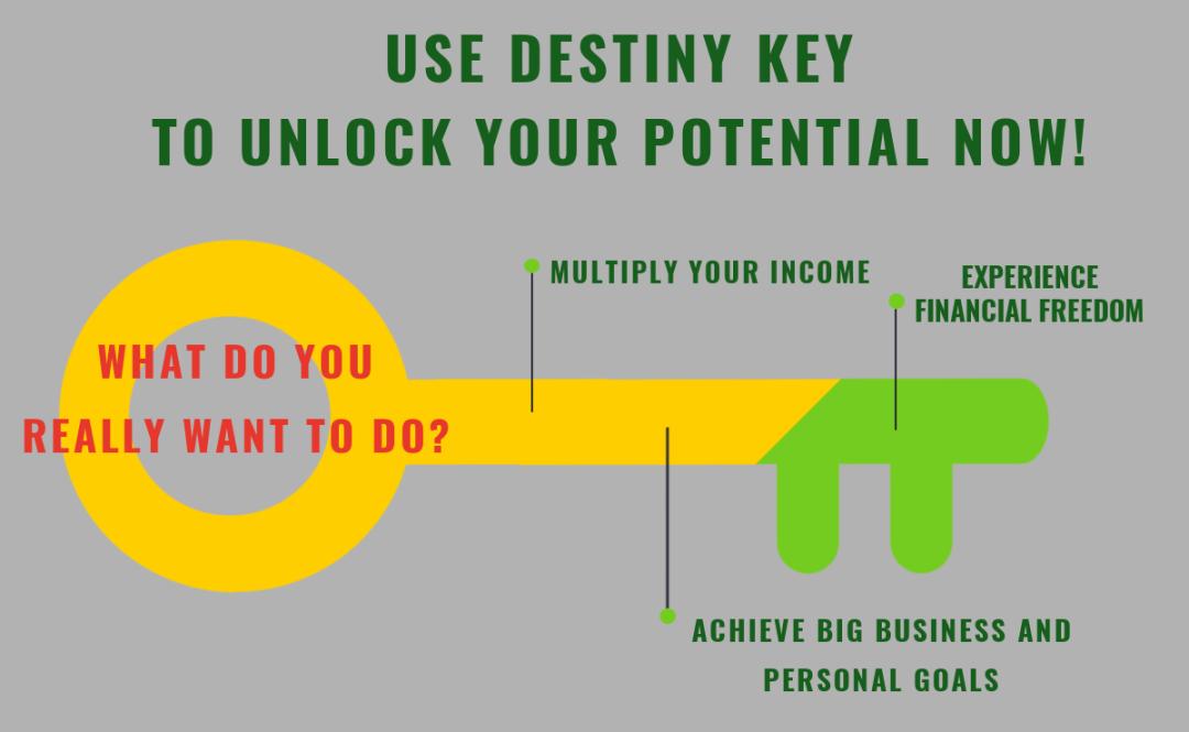 Destiny Key Program