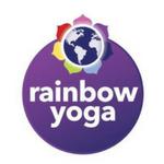 Rainbow Yoga Logo
