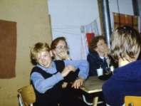 Serge, Jolanda en Ria