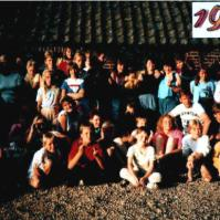 Victorie Zomerkamp 1986