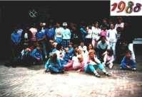 Victorie Zomerkamp 1988