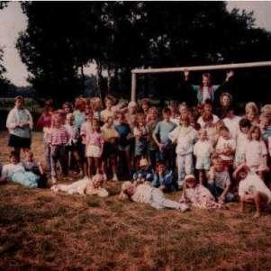 Victorie Zomerkamp 1989