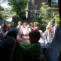 Giovanni in de bus