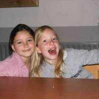 Alexandra en Dagmar