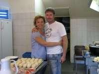 Keukenprinses Marian en keukenprins Jaco