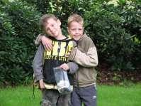 Sven en Jesse
