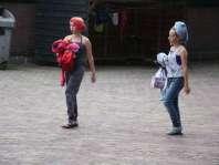 Onze diva's Roos en Jo-Ann