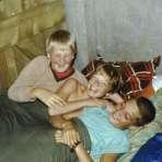Dollen op de slaapzaal: Patrick, Serge en Jean-Pierre