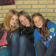 Sofie, Dana en Vera