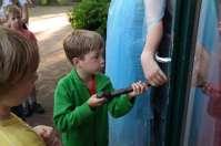 Lucas opent de poort naar Wonderland