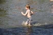 Xylander rent door het water