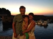 En bild från en resa du gjorde under året - Vi inledde sommarsemestern i Biarritz tillsammans med Per, Madde och Henning, och Adam, Anita, Axel och Agnes anslöt också efter några dagar. Det var otroligt härligt att få kicka igång semestern med solgaranti, så att säga. Extra fint att bara hänga på stranden ett tag.