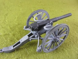 Allied artillery