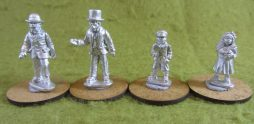 Victorian civilians