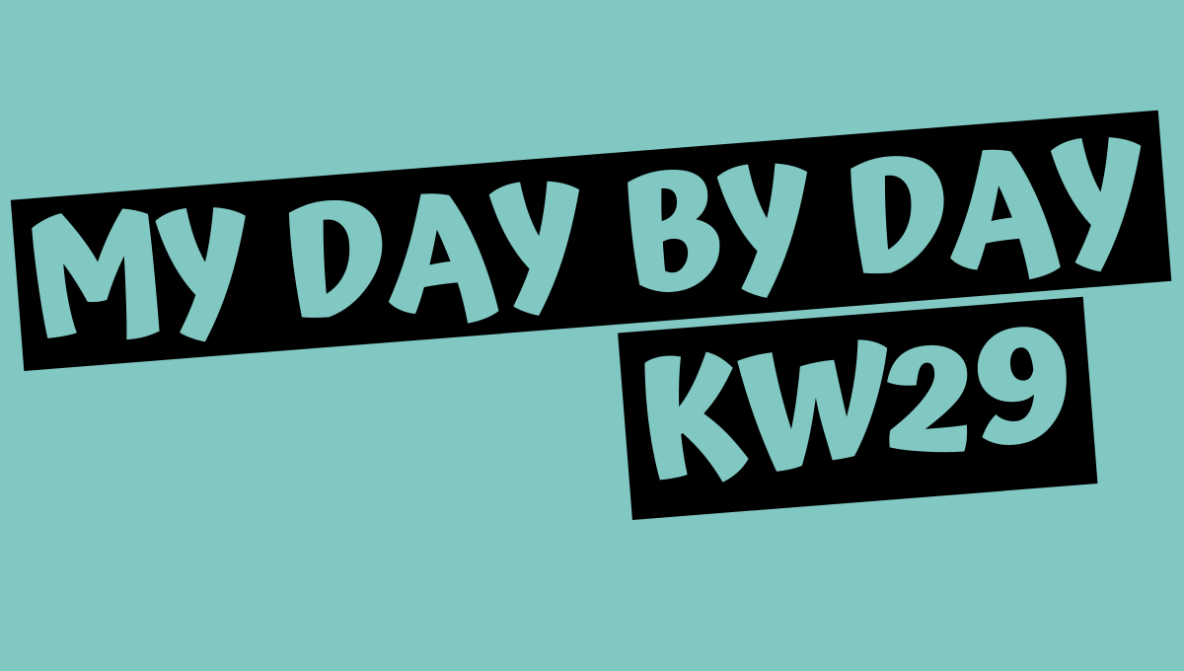 My Day By Day (KW 29)