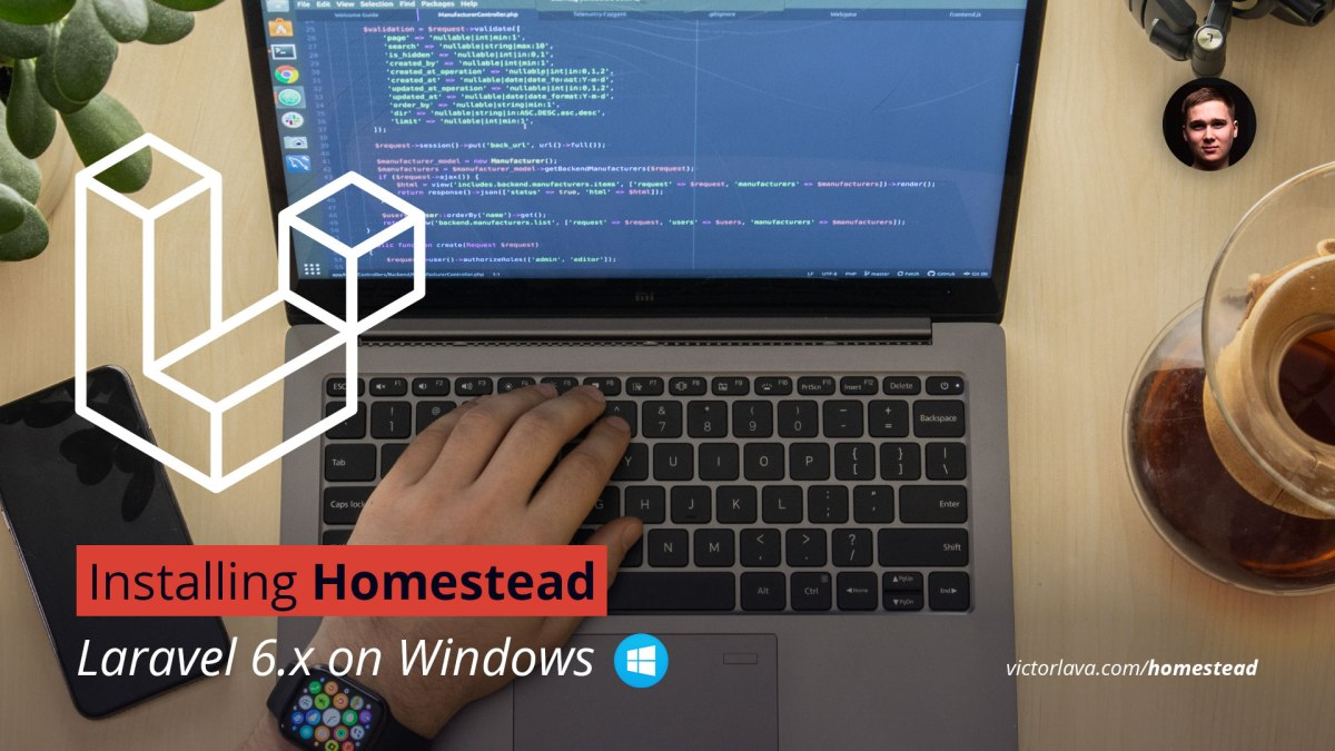 Laravel 6 Homestead