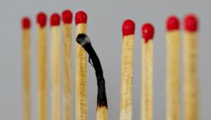 """Cuando el estrés nos atrapa: Desgaste o """"burnout"""""""