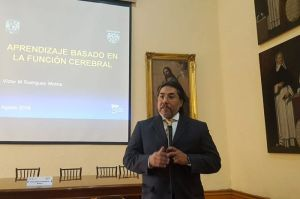 Conferencia: El aprendizaje basado en la función cerebral
