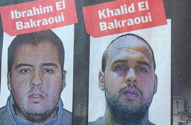 Brussels Suicide Bomber Ibrahim El Bakraoui