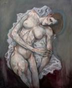 desnudo sobre manta otero carbonell