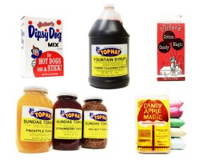 Variety of products from Victor Products Co.