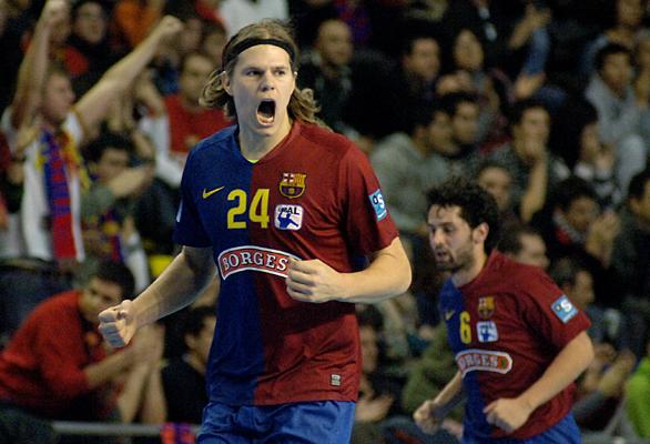 Futbol Club Barcelona - Ademar Leon - Copa Asobal - Balonmano -