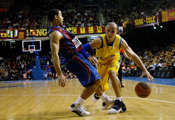 Futbol Club Barcelona - Maccabi Electra Tel Aviv - Euroleague -