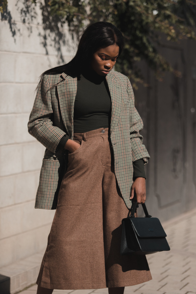 Pieces for fall, Blazers