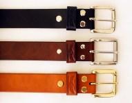 english bridle belt buclkles